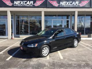 Used 2014 Volkswagen Jetta 2.0L TRENDLINE AUT0 A/C CRUISE H/SEATS 55K for sale in North York, ON