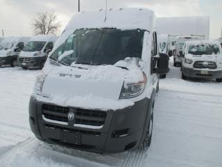 Used 2017 RAM ProMaster 3500,159 INCH W/BASE.HIGH ROOF. for sale in London, ON