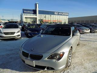 Used 2007 BMW 650i i for sale in Edmonton, AB