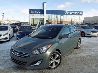 Used 2013 Hyundai Elantra GT SE TECH/NAV/LEATHER/MOONROOF for sale in Edmonton, AB