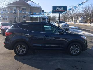 Used 2016 Hyundai Santa Fe Premium for sale in Dunnville, ON