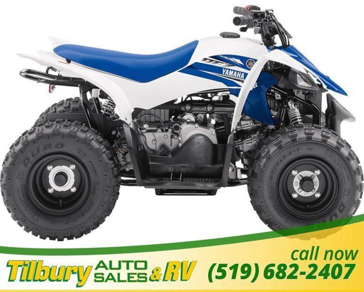 2018 Yamaha YFZ50 Great kids ATV