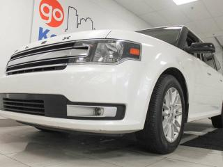 Used 2013 Ford Flex SEL AWD, NAV, sunroofs, heated power leather seats, STRAIGHT FLEXIN' for sale in Edmonton, AB