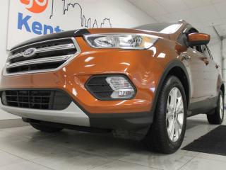Used 2017 Ford Escape SE 4WD ecoboost and heated seats and back up cam :) Feel like a ray of sunshine for sale in Edmonton, AB