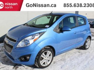 Used 2013 Chevrolet Spark 1LT Auto 4dr Hatchback for sale in Edmonton, AB