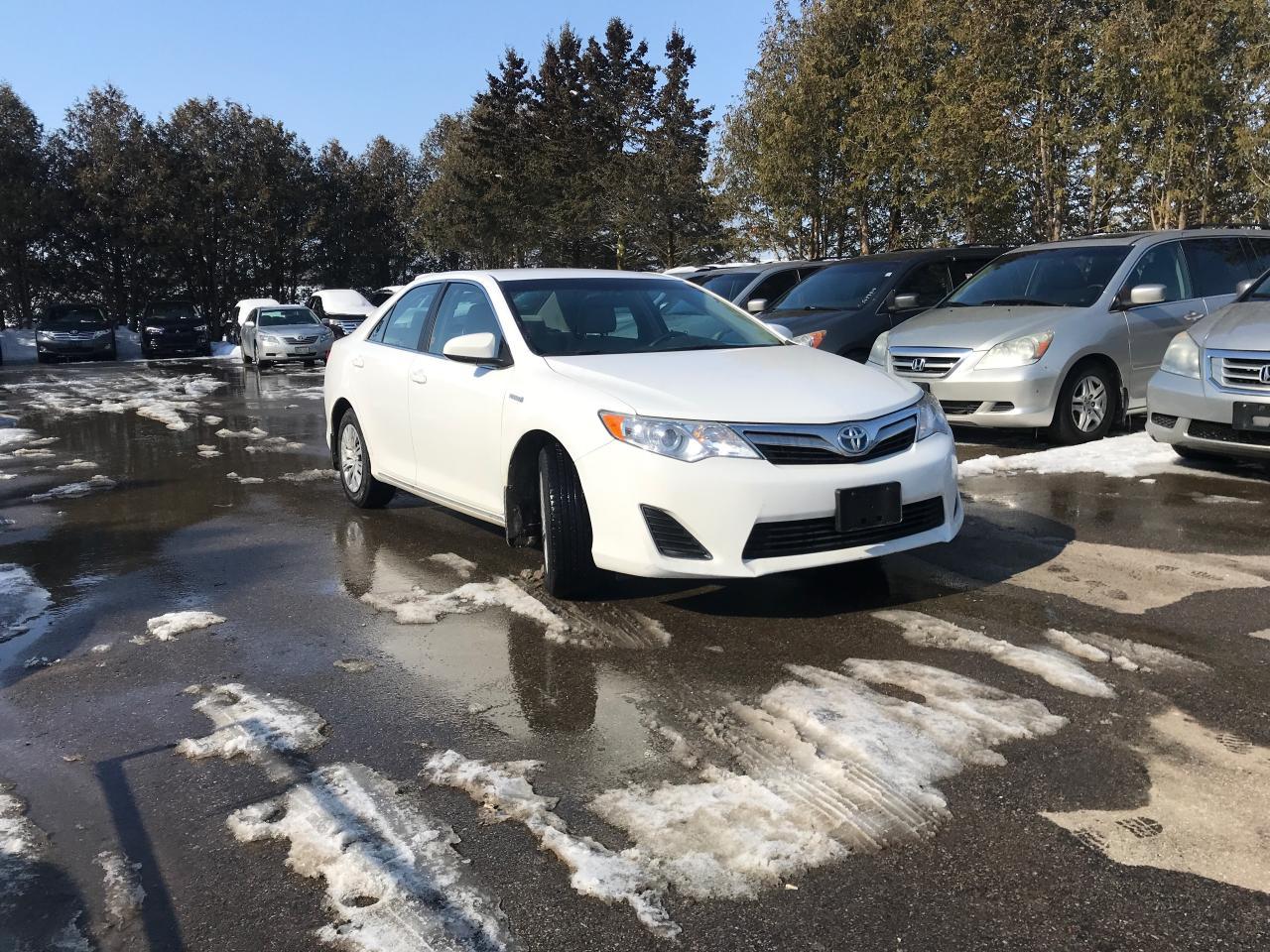 2014 Toyota Highlander Hybrid LE Plus $200