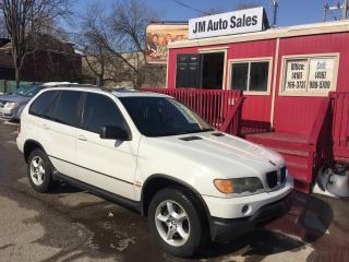 Used 2003 BMW X5 for sale in Toronto, ON