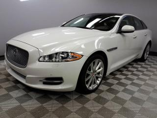 Used 2015 Jaguar XJ 3.0 AWD Premium Luxury - CPO 6yr/160000kms manufacturer warranty included until March 30, 2021! CPO rates starting at 1.9%! Local One Owner Leaseback | No Accidents | Bluetooth | Memory Seats | Navigation | Wood/Leather Steering Wheel | Heated Front/Rear  for sale in Edmonton, AB