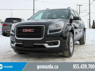 Used 2015 GMC Acadia SLE2 AWD CAPTAIN CHAIRS ACCIDENT FREE for sale in Edmonton, AB