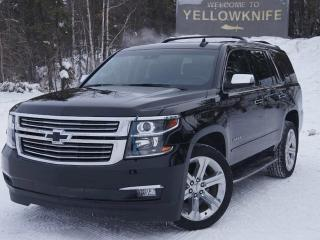 Used 2016 Chevrolet Tahoe LTZ for sale in Yellowknife, NT