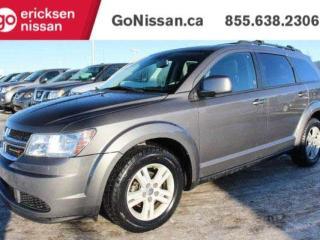 Used 2012 Dodge Journey CVP/SE Plus: 7 PASSENGER, AUTO, GREAT SHAPE! for sale in Edmonton, AB
