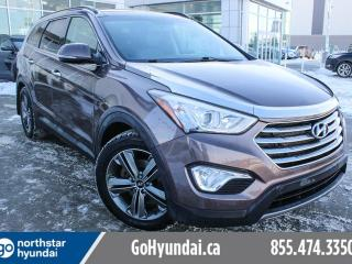 Used 2014 Hyundai Santa Fe XL Limited V6/NAV/COOLEDSEATS/INFINITISOUND/PANOROOF for sale in Edmonton, AB