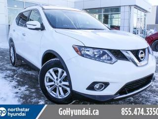 Used 2016 Nissan Rogue SV BACKUPCAM/HEATEDSEATS/BLUETOOTH for sale in Edmonton, AB