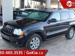 Used 2010 Jeep Grand Cherokee SUNROOF, CAR STARTER, LEATHER, HEATED SEATS, BACKUP CAMERA for sale in Edmonton, AB