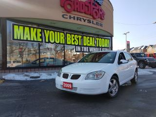 Used 2009 Pontiac G5 SE KEYLESS SPOILER ALLOYS for sale in Scarborough, ON