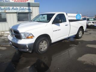 Used 2012 Dodge Ram 1500 SLT for sale in Hamilton, ON