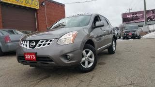 Used 2013 Nissan Rogue Special Edition,Bluetooth,Sunroof for sale in North York, ON