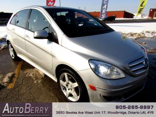 Used 2008 Mercedes-Benz B-Class B200 - 2.0L - FWD for sale in Woodbridge, ON