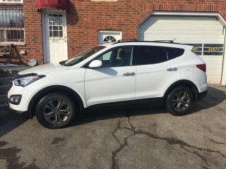 Used 2014 Hyundai Santa Fe SPORT Bluetooth Heated Cloth LOW KMS! for sale in Bowmanville, ON