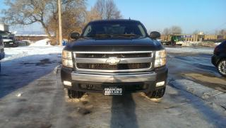 Used 2007 Chevrolet Silverado 1500 LT for sale in Cambridge, ON