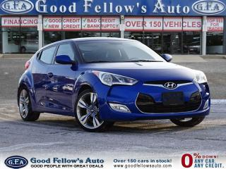 Used 2013 Hyundai Veloster COUPE, 1.6 L, SUNROOF, NAVIGATION, REARVIEW CAMERA for sale in North York, ON