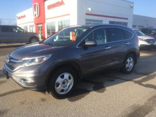 Used 2016 Honda CR-V Touring for sale in Smiths Falls, ON