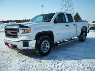 Used 2015 GMC Sierra 1500 Double Cab 4x4 for sale in Stratford, ON