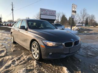Used 2012 BMW 3 Series 320i for sale in Komoka, ON