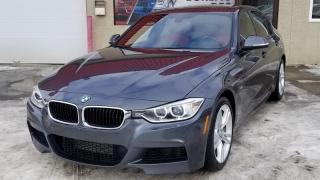 Used 2014 BMW 3 Series 335i Xdrive M Package for sale in Mirabel, QC