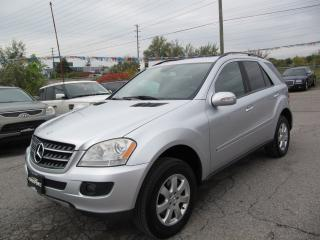 Used 2007 Mercedes-Benz ML 350 3.5L for sale in Newmarket, ON
