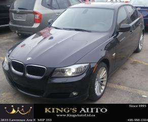 Used 2011 BMW 3 Series 328XI XDRIVE, LEATHER for sale in Scarborough, ON