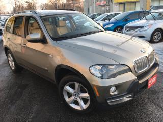 Used 2009 BMW X5 3.5 / Diesel / Navi / Pano Sunroof / Leather /MINT for sale in Scarborough, ON