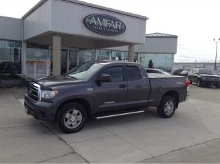 Used 2013 Toyota Tundra TRD / 4x4 / 4 door / NO PAYMENTS FOR 6 MONTHS !! for sale in Tilbury, ON