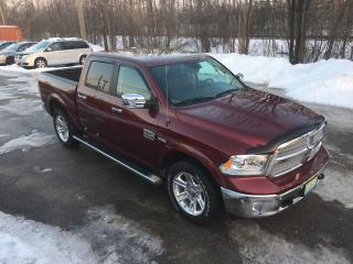 Used 2016 RAM 1500 Longhorn Only 32000 km for sale in Perth, ON