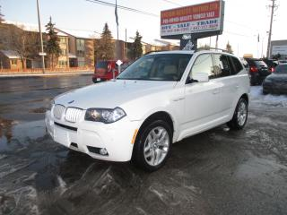 Used 2008 BMW X3 3.0 Si w/M Trim for sale in Scarborough, ON