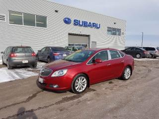 Used 2014 Buick Verano Leather for sale in Dieppe, NB