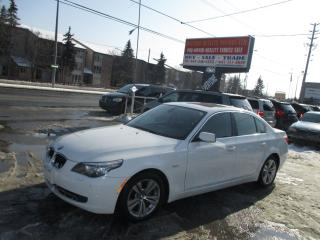 Used 2010 BMW 5 Series 528i for sale in Scarborough, ON