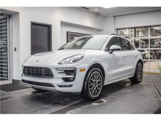 Used 2017 Porsche Macan S Premium Plus Pack for sale in Laval, QC