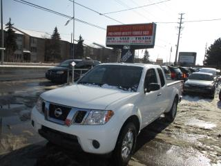 Used 2014 Nissan Frontier SV for sale in Scarborough, ON