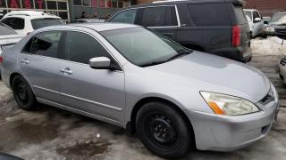 Used 2005 Honda Accord EX Hybrid for sale in Scarborough, ON