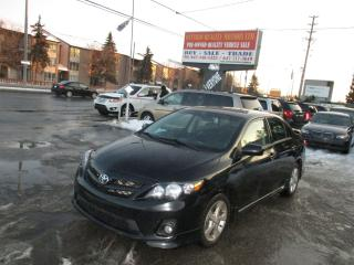 Used 2013 Toyota Corolla S for sale in Scarborough, ON