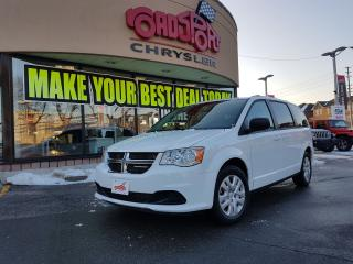 Used 2017 Dodge Grand Caravan SXT UCONNECT GROUP PWR WINDOWS for sale in Scarborough, ON