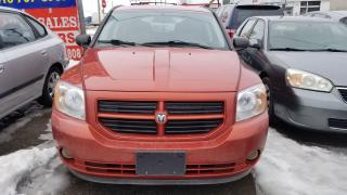 Used 2009 Dodge Caliber SXT, Remote Starter for sale in Scarborough, ON