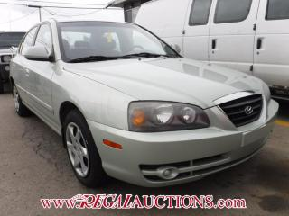 Used 2006 Hyundai ELANTRA GL 4D SEDAN for sale in Calgary, AB