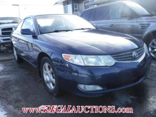 Used 2002 Toyota Camry Solara 2D Coupe V6 for sale in Calgary, AB