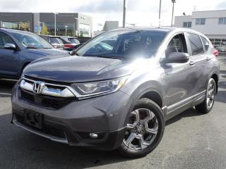 Used 2018 Honda CR-V EX-L for sale in Richmond, BC