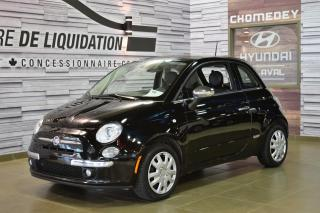 Used 2014 Fiat 500 LOUNGE+TOIT+MAG for sale in Laval, QC