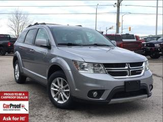 Used 2015 Dodge Journey SXT**7 PASS*NAVI*DVD*BACK UP CAM for sale in Mississauga, ON