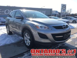 Used 2012 Mazda CX-9 GS AWD,LEATHER, SUNROOF,REVERSE CAM-TORONTO for sale in North York, ON