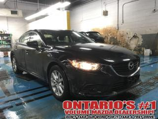 Used 2015 Mazda MAZDA6 GX / CONVENIENCE PKG / ALLOYS / BLUETOOTH-TORONTO for sale in North York, ON